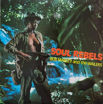 Soul Rebels-Bob Marley, The Wailers