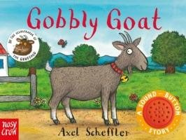 Sound-Button Stories: Gobbly Goat-Nosy Crow