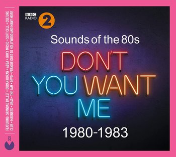 Sounds Of The 1980-1983-Shakin' Stevens, Abba, Frankie Goes To Hollywood, Duran Duran, Visage, The Human League, Roxy Music, Culture Club, Spandau Ballet
