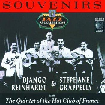 Souvenirs de Django Reinhardt -Reinhardt Django