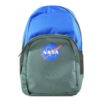 Space, Plecak sportowy, Nasa BR-978-4, niebiesko-szary, 42×30×14 cm -NASA