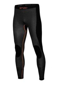 Spaio, Spodnie męskie, Simple Line, pomarańczowy, rozmiar XL-SPAIO