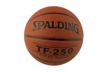 Spalding, Piłka do koszykówki, TF-250, rozmiar 7-Spalding