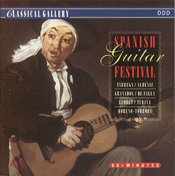 Spanish Guitar Festival -Andreozzi Marco, Various Artists