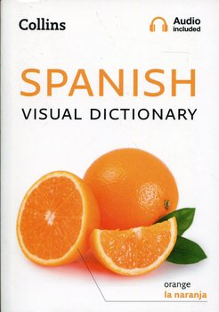 Spanish Visual Dictionary-Opracowanie zbiorowe