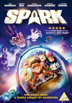Spark (brak polskiej wersji językowej)-Woodley Aaron