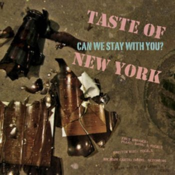 Sparkling Apple Juice/Can We Stay With You?-The Bjelland Brothers/Taste of New York