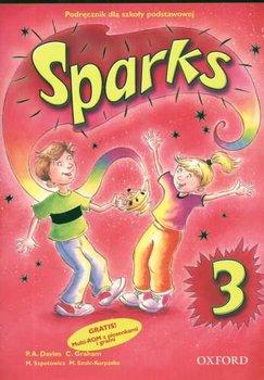 Sparks 3. Podręcznik-Szpotowicz Magdalena, Szulc-Kurpaska Małgorzata