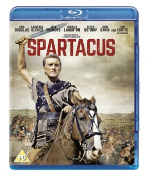 Spartacus (brak polskiej wersji językowej)-Kubrick Stanley