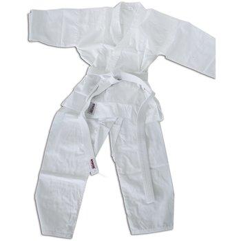 Spartan, Kimono karate, biały, 130 cm-Spartan