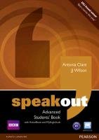 Speakout Advanced. Students' Book (with DVD / Active Book) & MyLab-Wilson J. J., Clare Antonia
