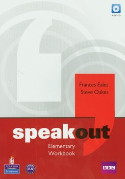 Speakout Elementary. Workbook. Poziom A1-A2 + CD - Eales Frances, Oakes Steve