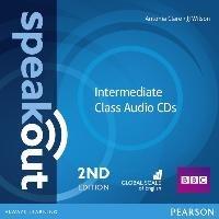 Speakout Intermediate Class CDs (3)-Wilson J. J., Clare Antonia