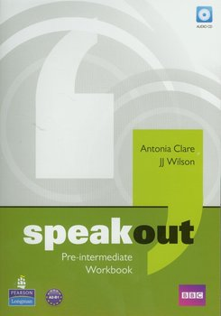 Speakout. Pre-Intermediate. Workbook. Poziom A2-B2 + CD - Clare Antonia, Wilson J.J.