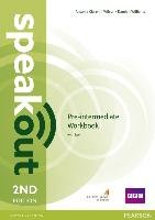 Speakout Pre-Intermediate. Workbook with Key-Williams Damian