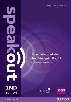 Speakout Upper Intermediate Flexi Students' Book 1 with MyEnglishLab Pack