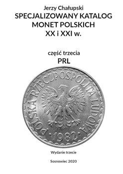 Specjalizowany katalog monet polskich—PRL-Chałupski Jerzy
