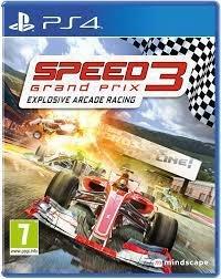 Speed 3 Ggrand Prix PS4-Mindscape