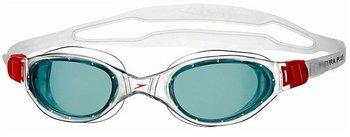 Speedo, Okulary, Futura Plus, czerwone, rozmiar uniwersalny-Speedo