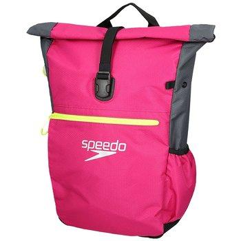 Speedo Team, Plecak na basen, Rucksack III, różowy-Speedo