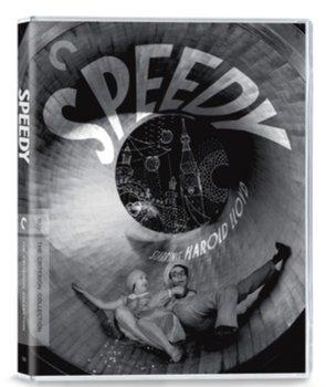 Speedy - The Criterion Collection (brak polskiej wersji językowej)-Wilde Ted
