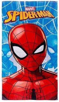 Spiderman, Ręcznik plażowy i kąpielowy, 140x70 cm-Spider-Man