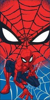 Spiderman, Ręcznik plażowy i kąpielowy, Marvel, 70x140cm-Spider-Man