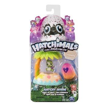 Spin Master, figurki Hatchimals Domek Plażowy-Hatchimals