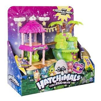 Spin Master, figurki Hatchimals Tropikalne Party-Hatchimals