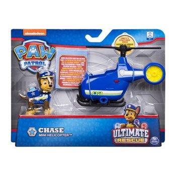 Spin Master Psi Patrol, figurka z mini pojazdem Chase