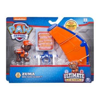 Spin Master Psi Patrol, figurka z mini pojazdem Zuma