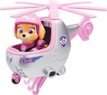 Spin Master, Psi Patrol, minihelikopter Skye z figurką, 20101479