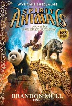 Spirit Animals. Opowieści zwierzoduchów-Mull Brandon