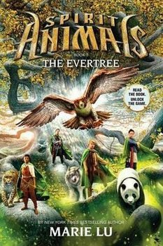 Spirit animals. The Evertree-Lu Marie