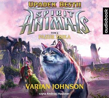 Spirit Animals. Upadek bestii. Tom 6. Pazur żbika-Johnson Varian
