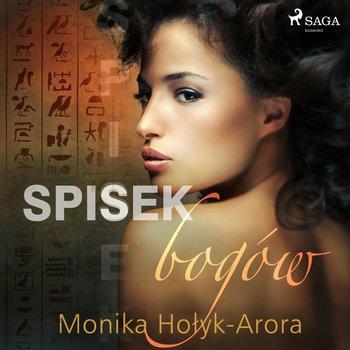 Spisek bogów-Hołyk-Arora Monika