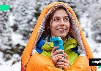 Śpiwór zimowy: jaki śpiwór wybrać do spania w namiocie zimą?