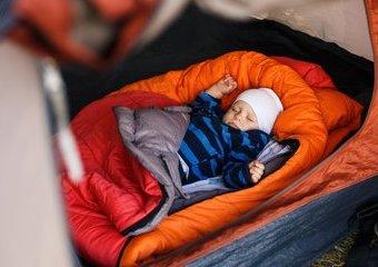 Śpiworki do wózków i fotelików samochodowych