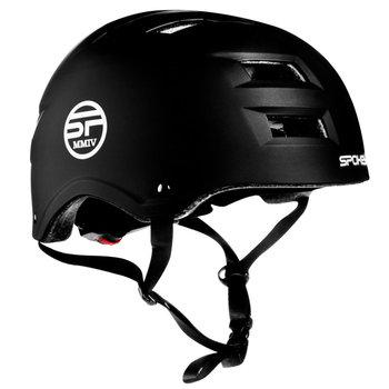 Spokey, Kask rowerowy, BMX Ninja, rozmiar 54/56-Spokey