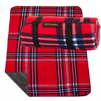 Spokey, Koc piknikowy, Picnic Highland, 130x150 cm-Spokey