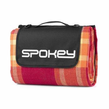 Spokey, Koc piknikowy, Picnic Sunset akryl, 180x210 cm-Spokey