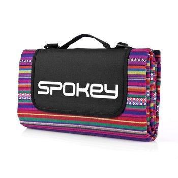Spokey, Koc piknikowy, Picnic Tribe tkanina, 140x180 cm-Spokey