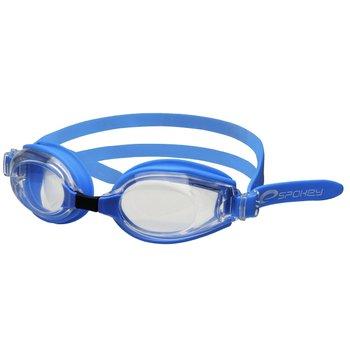 Spokey, Okulary pływackie, Barracuda, niebieskie-Spokey
