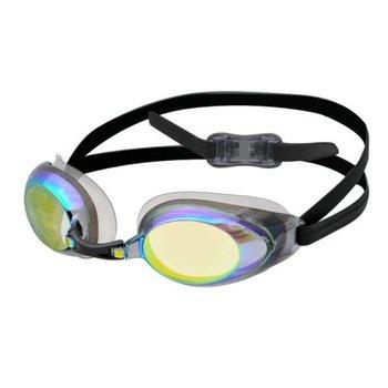 Spokey, Okulary pływackie, Protrainer, czarne-Spokey