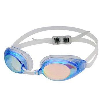 Spokey, Okulary pływackie, Protrainer, niebieskie-Spokey