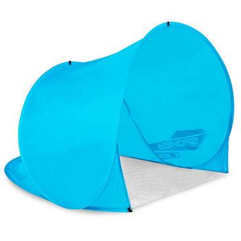 Spokey, Parawan plażowy samorozkładający, EL SOL, niebieski-Spokey