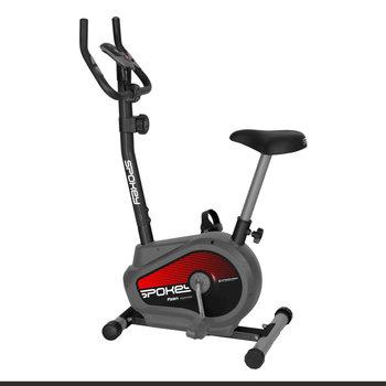 Spokey, Rower magnetyczny, FIZEN, szary-Spokey