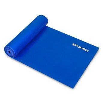 Spokey, Taśma treningowa, Ribbon II Hard, niebieski, 200x15 cm-Spokey