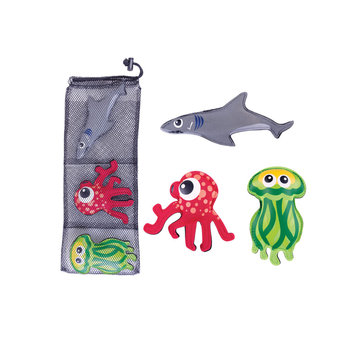 Spokey, Zestaw do nauki nurkowania, ZOO 2, 3-elementowy-Spokey