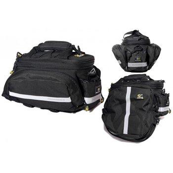 Sport Arsenal, Sakwa na bagażnik, 480, czarna, 15 l-Sport Arsenal